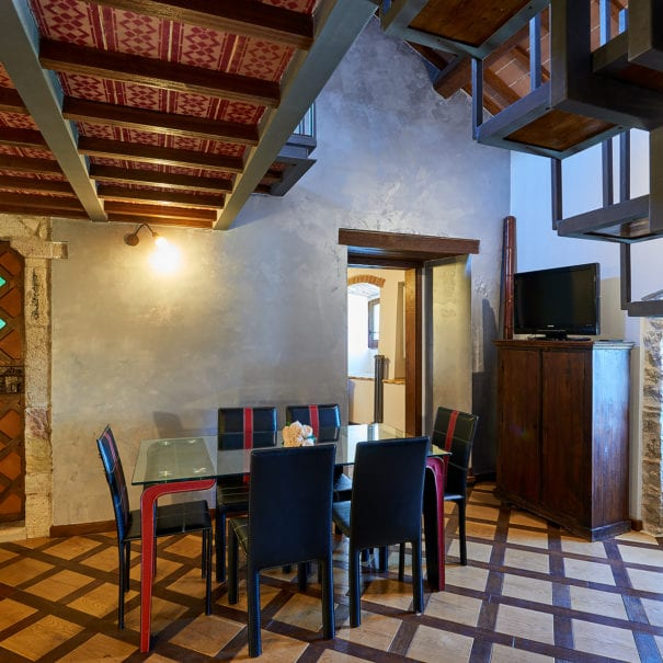 Soggiorni in relax e con vista con l'appartamento Mansarda Est del Castrum Resort Umbria!